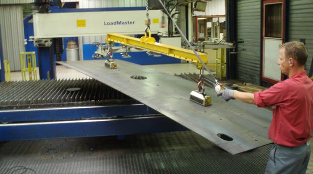 Découpe Laser 2D - Machine