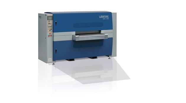 Finitions et parachèvements au laser - Ebavureuse LISSMAC