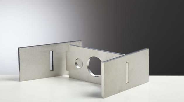 Laser 3D, 5 axes - Découpage métal au laser